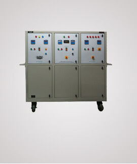 Primary Current Injection Test Trolley